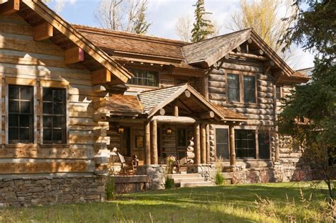 luxury log cabin homes luxury log cabin homes wsj mansion wsj