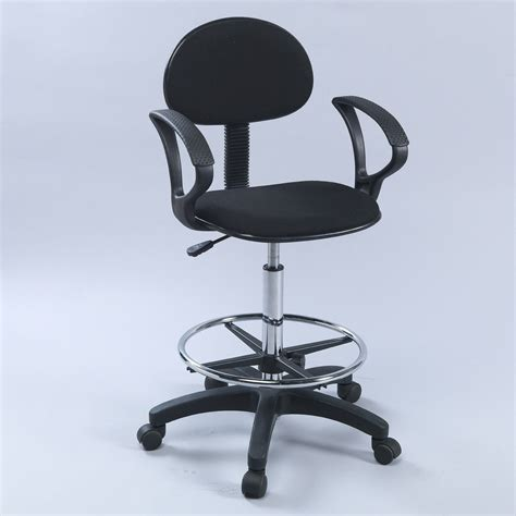drafting chairs ikea counter drafting height economy office chair w arms ebay