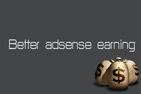 better than adsense which webpages should you optimized for adsense techwiser