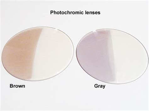 transition lenses vs. color lenses