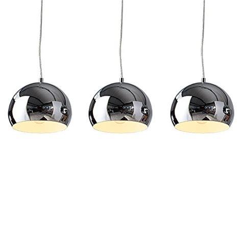 hängende nachtkonsolen designer h 228 ngeleuchte chromagon chrom kugelleuchte le