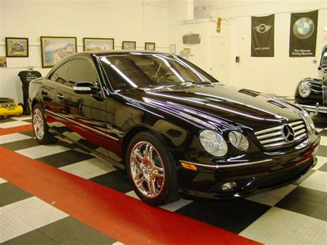 car engine manuals 2003 mercedes benz cl class on board diagnostic system sell used 2003 mercedes benz cl55 amg coupe 5 5l supercharged v8 493 hp mint must see in san