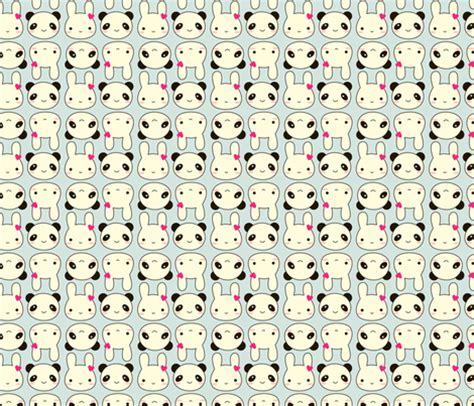 cute pattern material super cute kawaii fabric marcelinesmith spoonflower