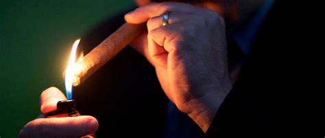 How To Properly Light A Cigar by Lighting A Cigar Patience Is A Virtue Montecristo