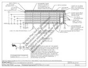 Blue Prints For A House free pole barn plans sds plans