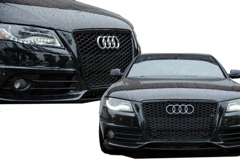 Audi A3 K Hlergrill by Audi A4 B8 Rs S Line S4 Tuning 2009 12 Frontgrill