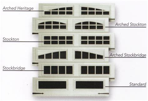 Garage Window Inserts Replacements by Carriage House Garage Door Window Inserts A Plus Garage