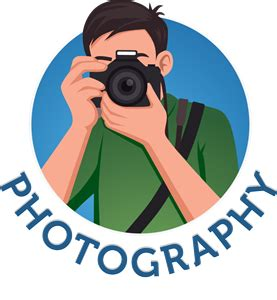 photographer logo vector (.ai) free download