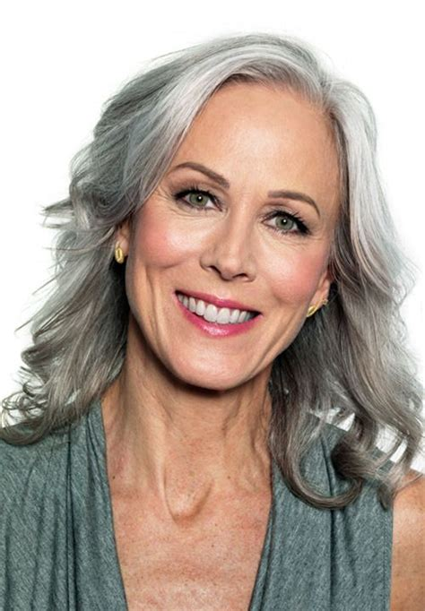hair style for real women over 50 258 best gray over 50 hair images on pinterest hair