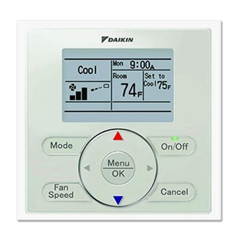 List Ac Daikin mini split daikin wired wall controller thermostat brc1e73