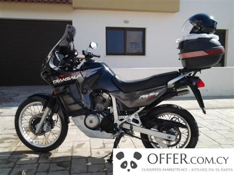 honda 600cc price honda transalp 1999 51000km 600cc 17981en cyprus