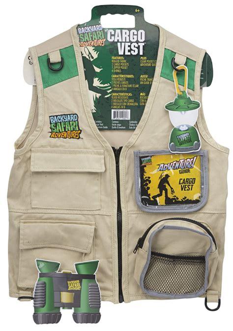 Kid Picks Gift Guide Backyard Safari Vest