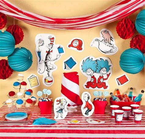 Dr Suess Themed Baby Shower by Dr Seuss Baby Shower Www Pixshark Images Galleries