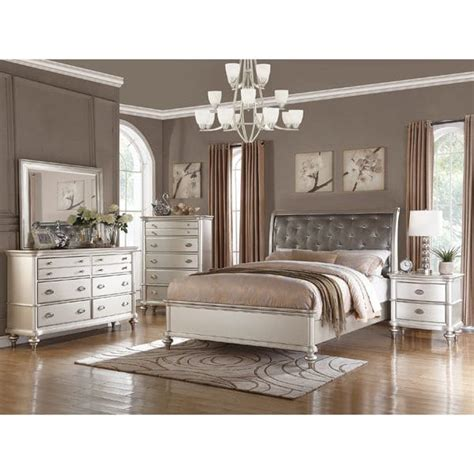 Pacifica 4 Bedroom Set by Saveria 4 Bedroom Set Free Shipping Today