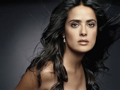 A Salma Hayek by 10 Beautiful Hd Wallpapers