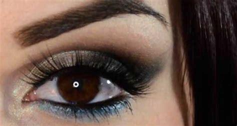 tutorial make up occhi scuri trucco occhi intenso con neve cosmetics beautydea
