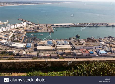 agadir port harbour agadir morocco stock photos harbour agadir