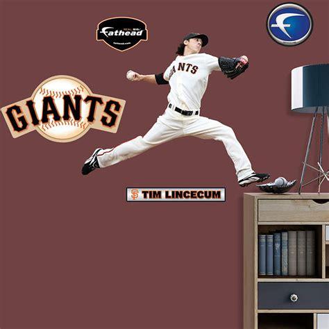 Junior Giants Sweepstakes - tim lincecum fathead jr wall decal shop fathead 174 for san francisco giants wall