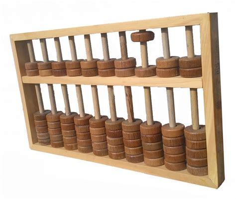 Mainan Edukasi Papan Jahit Kepiting sempoa kecil 70 mainan kayu edukasi anak