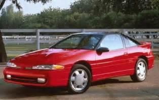92 Mitsubishi Eclipse Used 1992 Mitsubishi Eclipse Hatchback Pricing Features