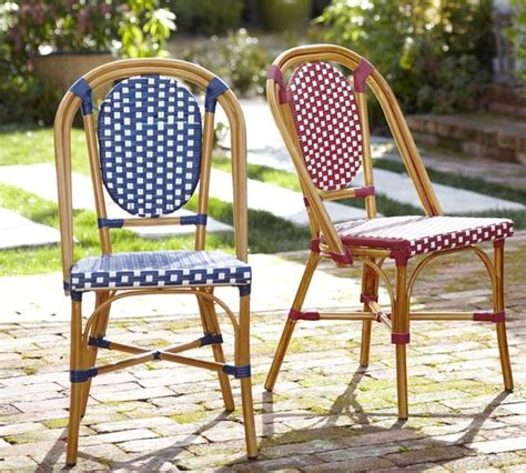 Patio Chairs Pottery Barn Caf 233 Side Chair Traditional Outdoor Lounge