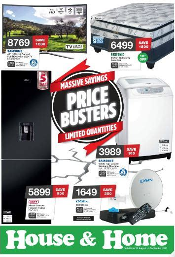 house  home price buster massive savings  aug   sep  latest specials deals