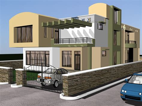 Architecture Design House In Tanzania Modern House Plans