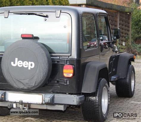 2000 Jeep Wrangler Trailer Hitch 2000 Jeep Wrangler Sport 4 0 Trailer Hitch Dvd Non