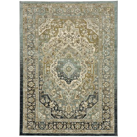 Ornamental Rugs by Touchstone 3 6 Quot X5 6 Quot Rectangle Ornamental Area Rug Rotmans Rugs Worcester Boston Ma