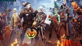 fortnite halloween update  halloween skins