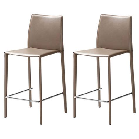 chaises de bar design chaises de bar en cuir recycl 233 absolument design