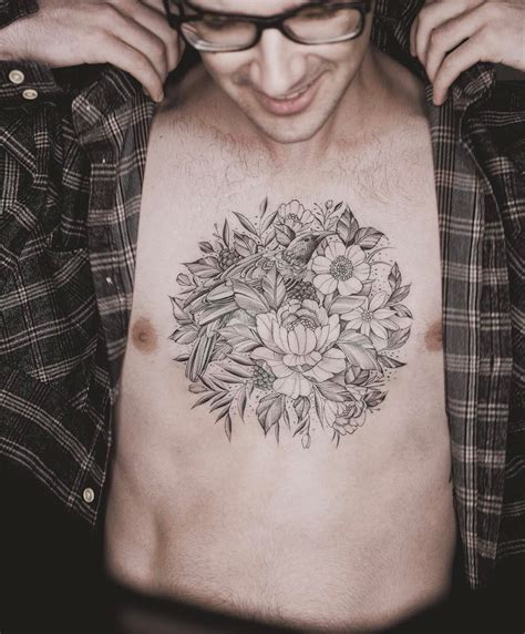 floral chest best design ideas archangel michael chest www pixshark images
