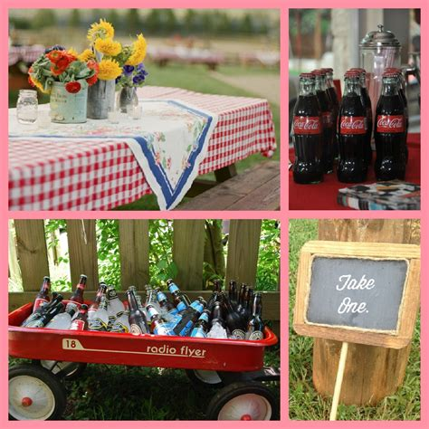 Picnic Decorations pin by claudine bryant on entertaining