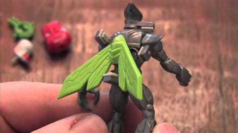 classic toy room ben  nanomech albedo toy review