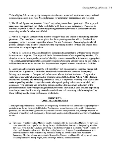 aid agreement template sle supply agreement expenditure report template