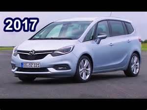 Opel Zafira 2017 Opel Zafira Test Drive