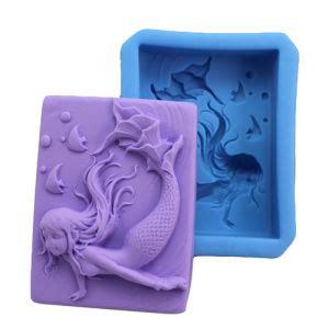 Silicon Mould 8s china sea silicone soap mold handmade soap moulds