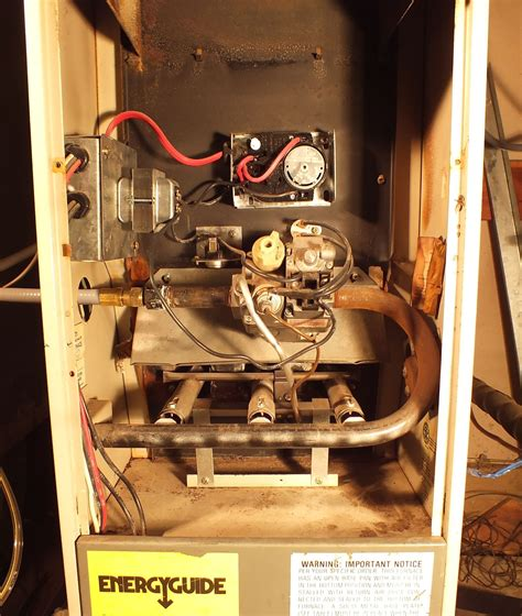 The Pilot Light by How To Relight The Pilot On The Gas Furnace