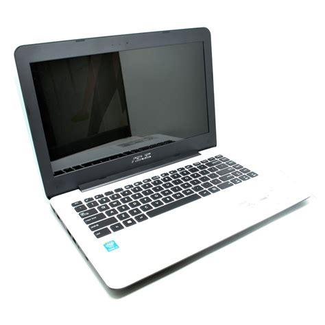 Laptop Asus I3 14 Inci asus x455la wx401d wx404d wx405d intel i3 4005u 2gb