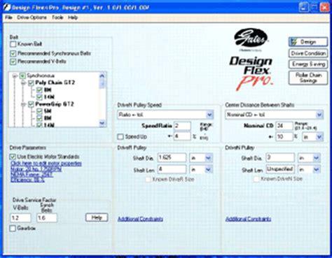 flex design software design flex