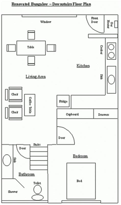 bungalow floor plan with elevation gorgeous california bungalow floor plans slyfelinos