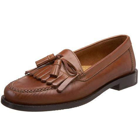 means loafers nib cole haan mens dwight classic kiltie loafers shoe