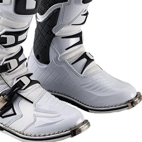 g motocross boots gaerne g react boots white dirtbikexpress
