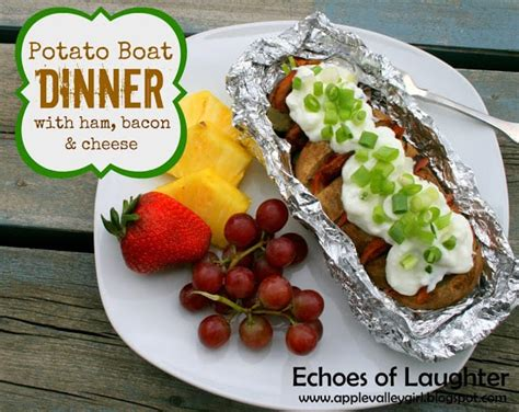 dinner on the boat recipes 20 cfire recipes perfect for summer couts