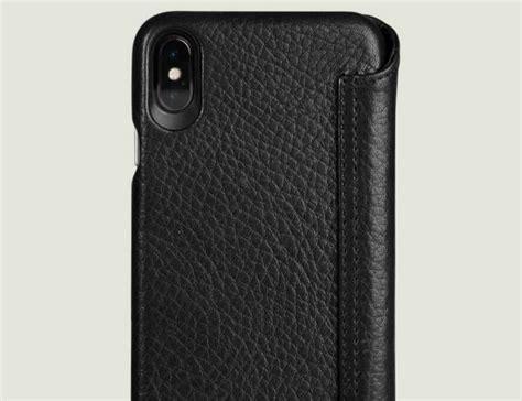 vaja iphone xs leather wallet 187 gadget flow