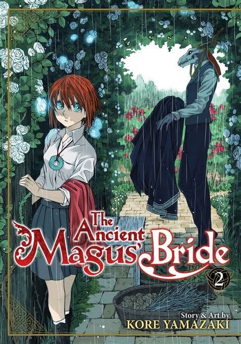 the ancient magus volume 2