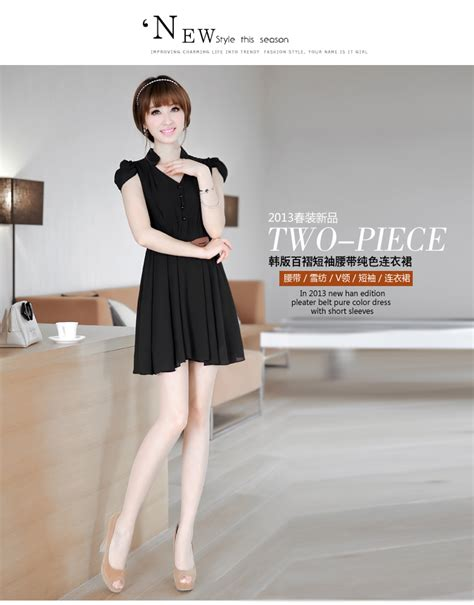 Minidress Jeslyn Ready 4 Warna mini dress korea cantik 2014 model terbaru jual murah import kerja