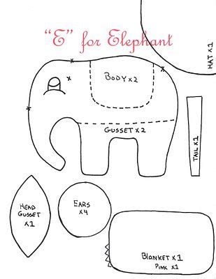 pattern elephant meaning elephant pattern manualidades pinterest patterns