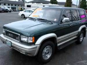 Isuzu Trooper 4x4 Problems 1995 Isuzu Trooper Problems Manuals And Repair