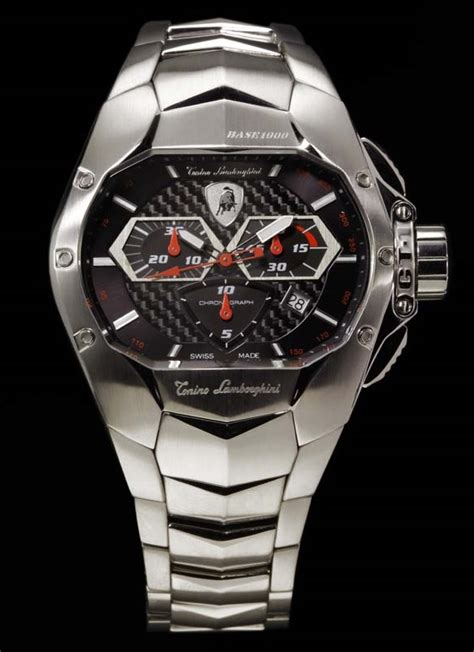 Lamborghini Watch by Overview Of Tonino Lamborghini 814by Swiss Watches